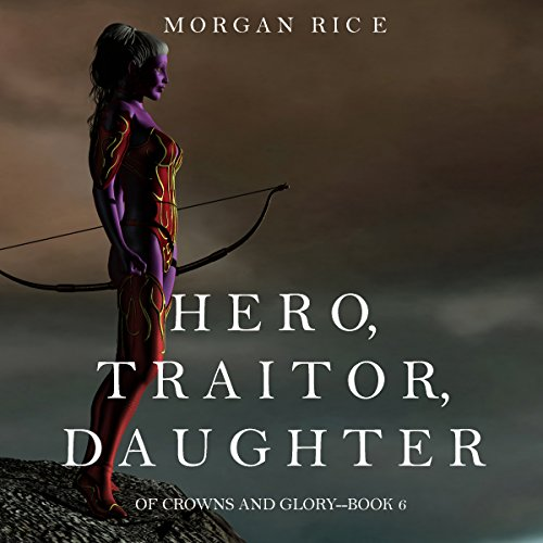 Hero, Traitor, Daughter cover art