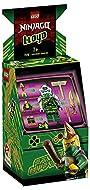 LEGO 71716 NINJAGO Lloyd Avatar - Arcade Pod Portable Playset, Collectible Prime Empire Ninja Toys f...