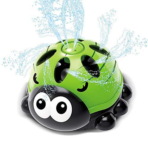 Juguete De Rociadores De Jardín, Niños Jugando En El Baño, Aerosol Al Aire Libre De Dibujos Animados Ladybug, Juguetes para Bebés Masculinos Y Femeninos, Formas Lindas, Fuente, Patio De Enfriamiento