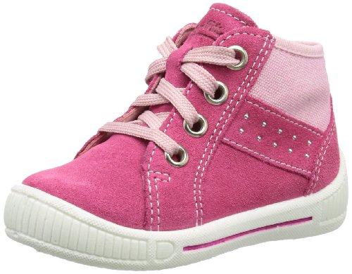 Superfit Baby-Mädchen Cooly Lauflernschuhe, Pink (pink Kombi 64), 22 EU