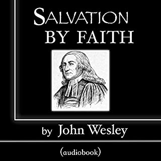 Salvation by Faith audiobook cover art