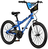 Schwinn Koen Boys Bike for Toddlers and Kids, 20-Inch Wheels, Blue