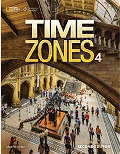 Time Zones 2nd Edition 4 Student Bookの詳細を見る