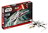 Revell- X-Wing Fighter Maqueta Astronave Star Wars, 10+ Años, Multicolor (03601)