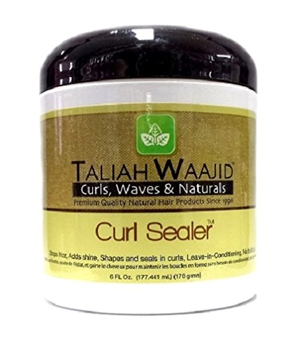 Taliah Waajid Curl Sealer Leave in Conditioning 177ml