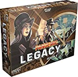Pandemic Legacy Season 0 Board Game | Family Board Game | Board Game for Adults and Family | Cooperative Board Game | Ages 14+ | 2 to 4 Players | Average Playtime 60 Minutes | Made by Z-Man Games