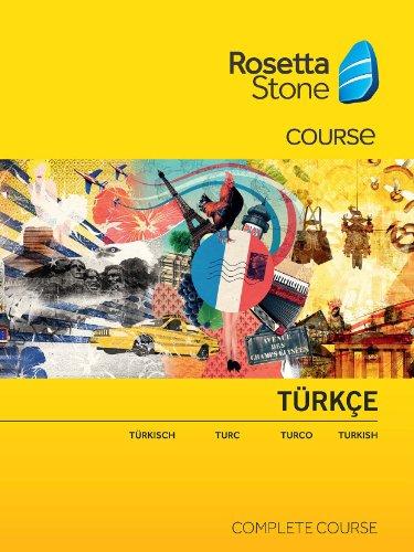Rosetta Stone Turc Complete Course
