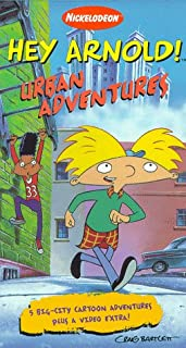 Hey Arnold: Urban Adventures [VHS]
