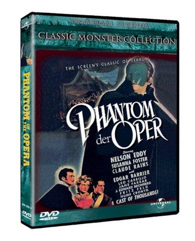 Classic Monster Collection - Phantom der Oper