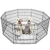 Dog Pet Playpen Foldable Puppy Playpen