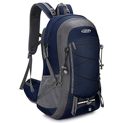 G4Free 45L Hiking Backpack Lightweight Trekking Rucksack Waterproof Shoulder Daypack Travel Outdoor Bag for Men Women