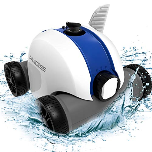 PAXCESS Cordless Automatic Pool Cleaner, Robotic...
