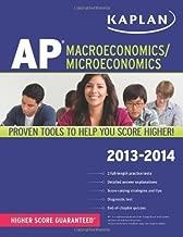 Kaplan AP Macroeconomics/Microeconomics 2013-2014 (Kaplan AP Series) Csm edition by Bishop, Sangeeta, Parrott, Christine, Martie, Chuck, Miller, (2012) Paperback