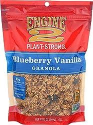Engine 2, Blueberry Vanilla Granola, 12 oz