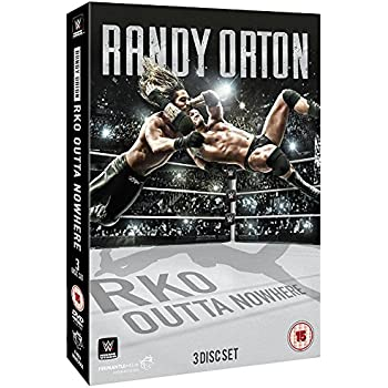 Cheap Dvd Wwe Randy Orton Rko Outta Nowhere Compare Prices For Cheap Dvd Prices