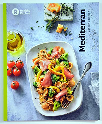 Mediterran Kochbuch von Weight Watchers 2020 - *Länder-Edition: #3*