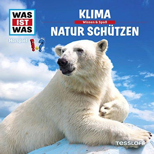 Klima / Natur schützen (Was ist Was 36) Titelbild
