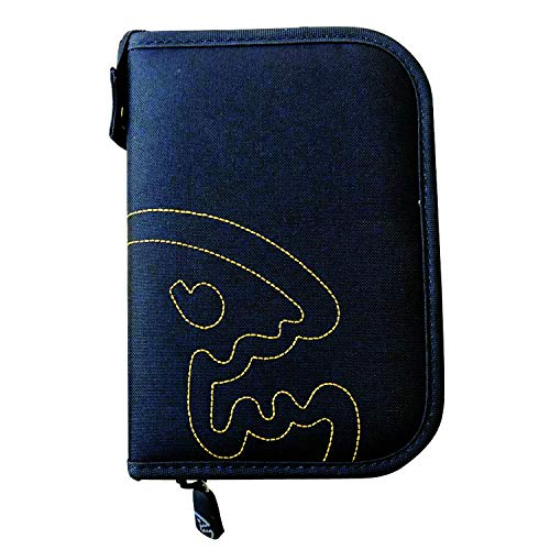 IQ Company iQ Logbook XS, Scuba diving log book binder Scuba diving log book binder - black, XS