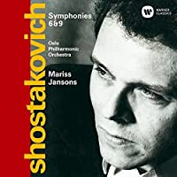 Shostakovich: Symphony No. 6 & No. 9 by Mariss Jansons (2015-06-24)