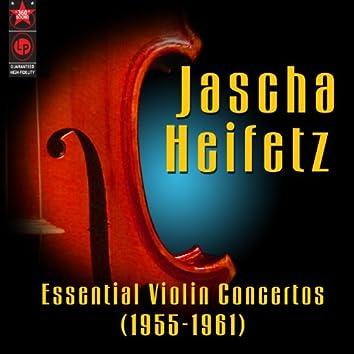 Essential Violin Concertos (1955-1961)