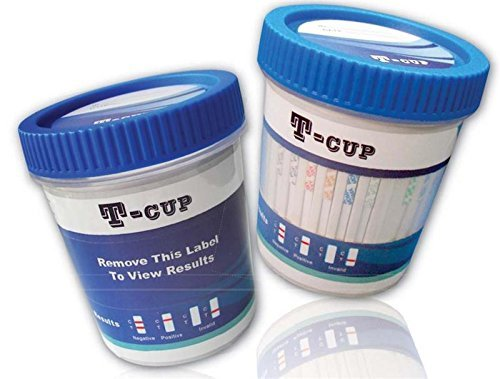 Lowest Price! 12 Panel T-Cup Multi Drug Urine Test Kit (500)(Multiple Quantities)(COC/THC/OPI/AMP/mA...