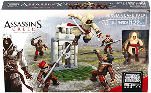 Assassin's Creed - Batallón Borgia (Mega Bloks CNF07)