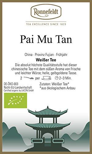 Ronnefeldt - Pai Mu Tan - Weisser Tee - Bio - 50 g - loser Tee