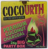 Best COCO Hookah Coals - Hookah Natural Coconut Charcoal 192 Pieces Flats Coco Review
