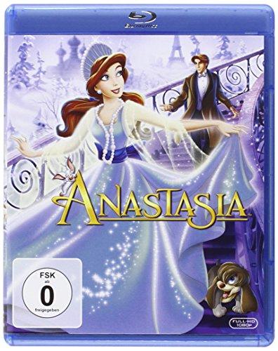 Anastasia [Alemania] [Blu-ray]