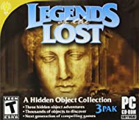 Legends of the Lost (Jewel Case) (輸入版)