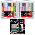 56-Count BIC Intensity Permanent Marker Craft Pack