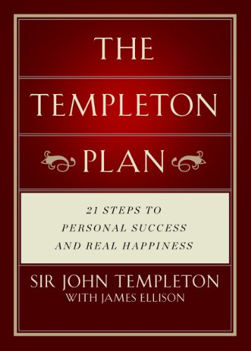 Compare Textbook Prices for Templeton Plan: 21 Steps to Personal success and Real Happiness Second Edition ISBN 9781599474281 by Templeton, Sir John