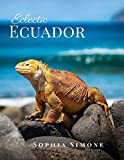 Eclectic Ecuador: A Beautiful Picture Book Photography Coffee Table Photobook Travel Tour Guide Book with Photos of the Spectacular Country and its Cities within South America.
