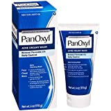 PanOxyl Antimicrobial Acne Foaming Wash, 4% Benzoyl Peroxide, 5.5 Ounce
