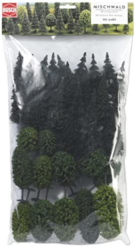 Ho 30 Mixed Forest Trees by Busch