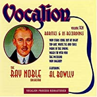 Rarities & Us Recordings 10 by Ray Noble