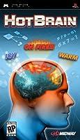 Hot Brain (PSP 輸入版 北米)日本版PSP動作可