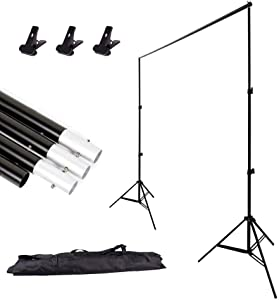 BEJOHU Professional 2x3m  6 5ft 10ft Adjustable Portable Heavy Duty Ph...