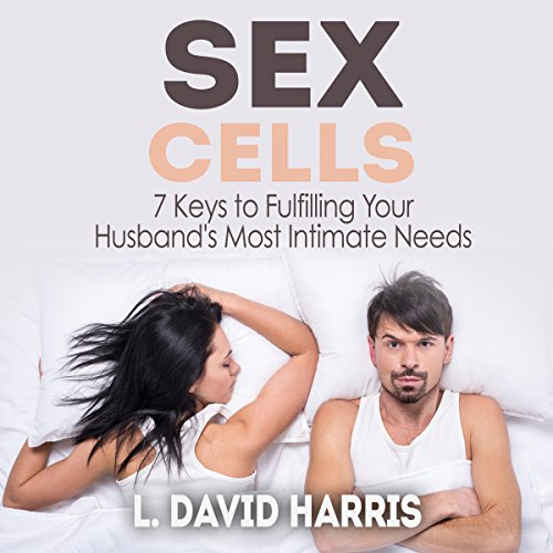 Sex Cells audiobook cover art