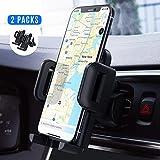 Mpow Car Phone Holder, 2 Packs Air Vent Car Phone Mount,