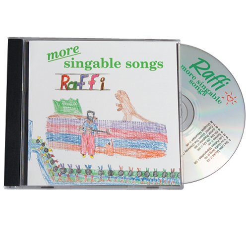 More Singable Songs - CD