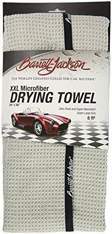 Barrett Jackson Microfiber Waffle Weave XXL Drying Towel 420gsm 24 x 36 product image