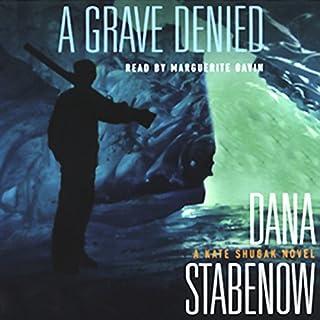 A Grave Denied audiobook cover art