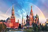 Fotografie Moskau Kreml XXL Wandbild Kunstdruck Foto