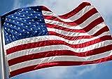American Flag 3x5 FT Outdoor - USA Heavy duty Nylon US...