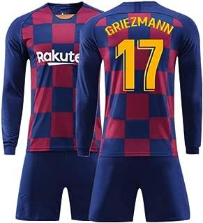 ZAIYI-Jersey Soccer T-Shirt-Kevin De Bruyne-17 for Football Sports Fan Team Jersey Fans-T-Shirts Shorts T-Shirt Men's and Women's
