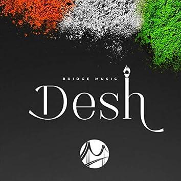 Desh (feat. Sheldon Bangera, Prakruthi Angelina, Aneesh Daniel & Sam Alex Pasula)