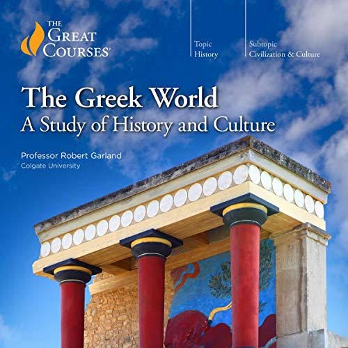 The Greek World cover art