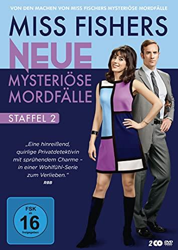 Miss Fishers neue mysteriöse Mordfälle - Staffel 2 [2 DVDs]