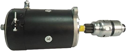 6V STARTER for FORD F-100 F-250 F-350 & other 1954-1955 pickups Ford NAA Jubilee 2000, 501 601 701 801 901 series tractors, 820 860 1800 2030 2120 4000 1953-1964 NEW HOLLAND Diesel 4030 4031 4040 4140